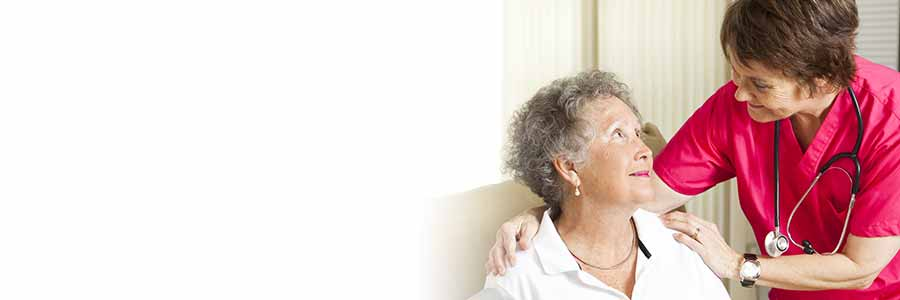 Compassionate rehab,<br>long-term care with vitality.